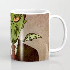 Prophets of Fiction - H.P. Lovecraft /Cthulhu Mug