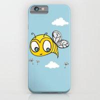 Happy Bumblebee iPhone 6 Slim Case