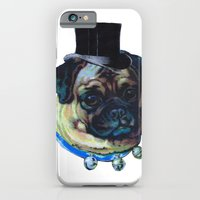 Sir Pugs iPhone 6 Slim Case