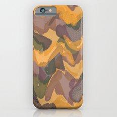 camouflage Slim Case iPhone 6s