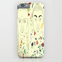 japan iPhone & iPod Cases featuring Japan by March Hunger