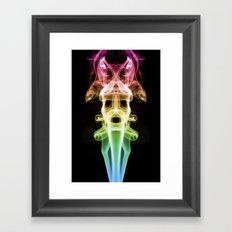 Smoke Photography #20 Framed Art Print