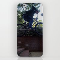 Stairs Aren't for Walking iPhone & iPod Skin