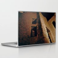 Laptop & iPad Skin featuring Stone Stairway by Dorothy Pinder