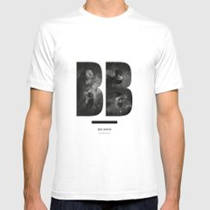 BIG BANG Mens Fitted Tee White SMALL