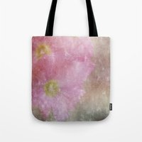 Hollyhock 1 Tote Bag