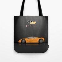 McLaren F1 LM Tote Bag