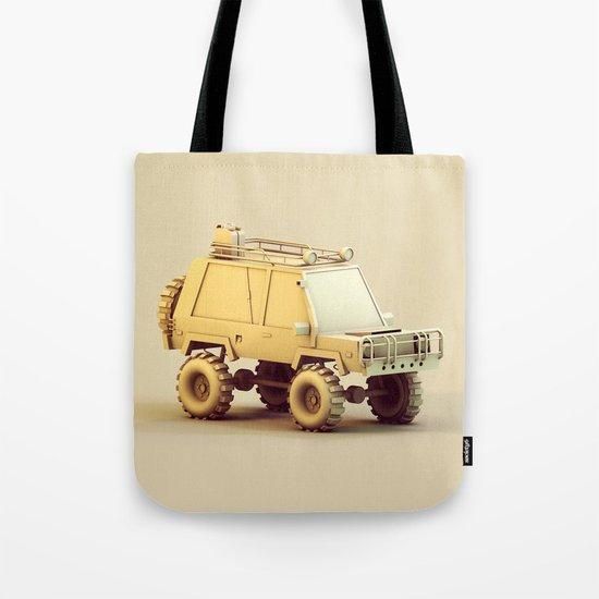 SUV Tote Bag