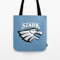 Stark - Game Of Thrones Tote Bag