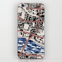 Lacking In Depth iPhone & iPod Skin