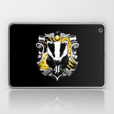 Hufflepuff Daddy Laptop & iPad Skin
