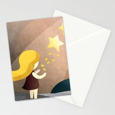 The Star Money  Stationery Cards