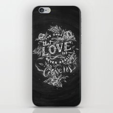 Harry Potter - The Ones … iPhone & iPod Skin