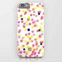 iPhone & iPod Case featuring Watercolor Confetti! by Sara Berrenson