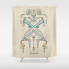 TIOH ONE Shower Curtain