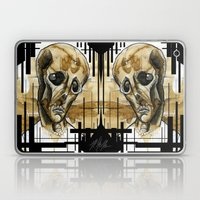 dead head Laptop & iPad Skin