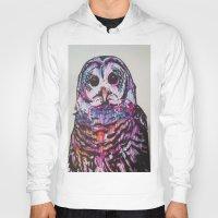Something Like An Owl Hoody
