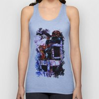 The Seated Woman Unisex Tank Top