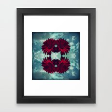 Vibrance Framed Art Print