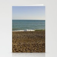 Evening Tide On A Cobble… Stationery Cards