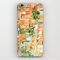 Finding A Way  iPhone & iPod Skin