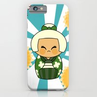 Kokeshi Hisui iPhone 6 Slim Case