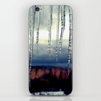 Icicles iPhone & iPod Skin