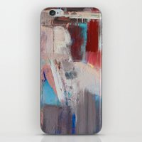 Abstract In Rust iPhone & iPod Skin