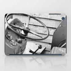 Take The Wheel iPad Case