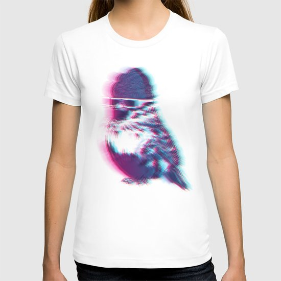 Bird Hair Day T-shirt
