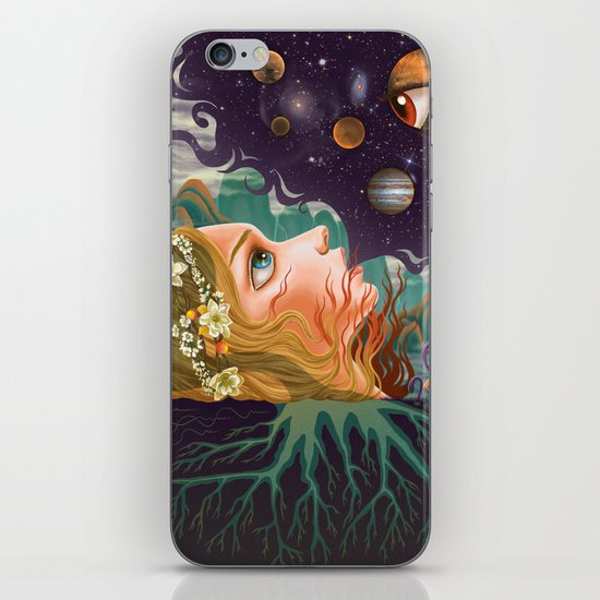 Another Dimension iPhone & iPod Skin
