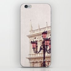 MAGICAL VENICE | Palazzo Bianco iPhone & iPod Skin