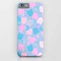 iPhone & iPod Case featuring Pina Colada Pastel by Schatzi Brown