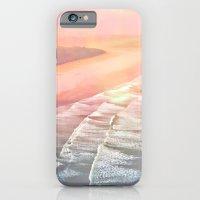 Pink Ocean iPhone 6 Slim Case