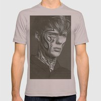 Envy Mens Fitted Tee Cinder SMALL