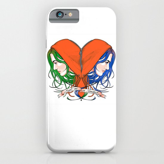 Clementine's Heart iPhone & iPod Case