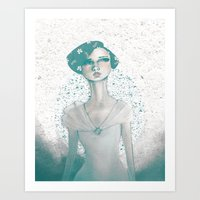 Evoke Of Interest Art Print