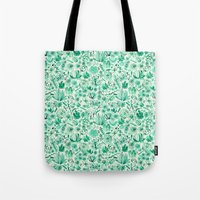 The Wonderful World of Succulents Tote Bag