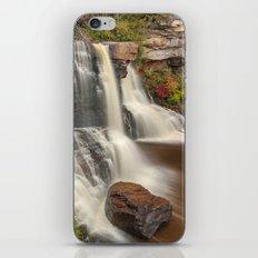 Blackwater Autumn Falls iPhone & iPod Skin