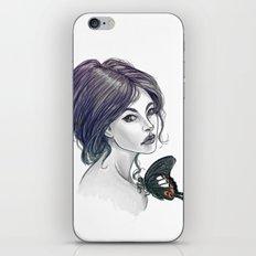 The Red Helen iPhone & iPod Skin