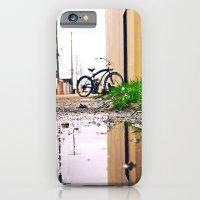 Post-rain alley iPhone 6 Slim Case