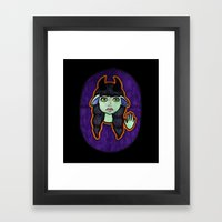 Mirth Framed Art Print