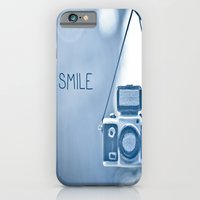 iPhone & iPod Case featuring Smile by Maite Pons