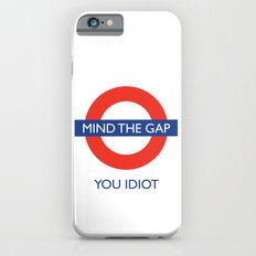 Mind The Gap Slim Case iPhone 6s