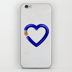 Love to paint iPhone & iPod Skin