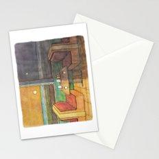 Diner Days, Diner Nights Stationery Cards