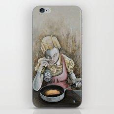 I keep making the same omelette iPhone & iPod Skin
