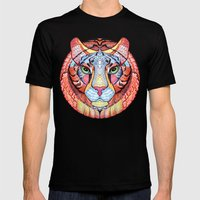 Luminary Mens Fitted Tee Black SMALL