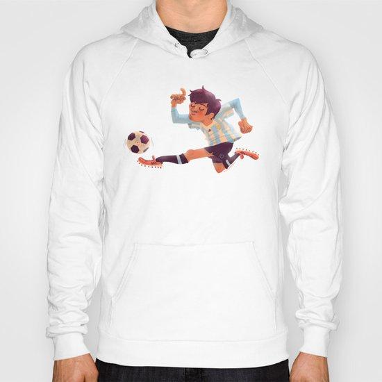 Lionel Messi, Argentina Jersey Hoody
