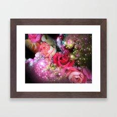 Dark Rose....DARK ROSE! Framed Art Print